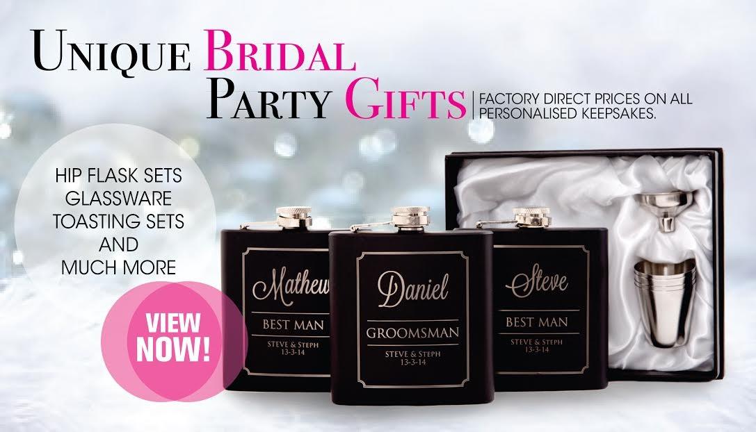 Personalised Wedding Favours, Wedding Bomboniere, Engraved Shot ...