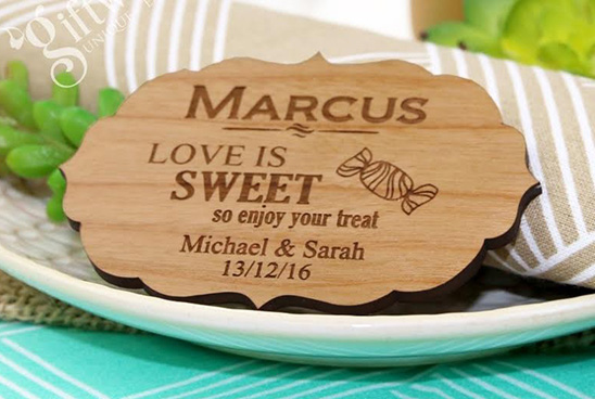 Personalised Wooden Gift Ideas