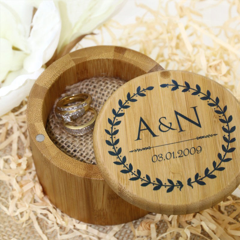 personalised-bamboo-wedding-ring-box