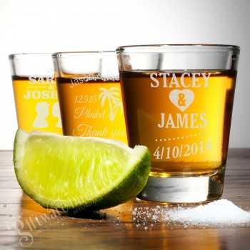 7693fd37b327 Clearance cheap wholesale 47ml shot glass wedding favours personalised