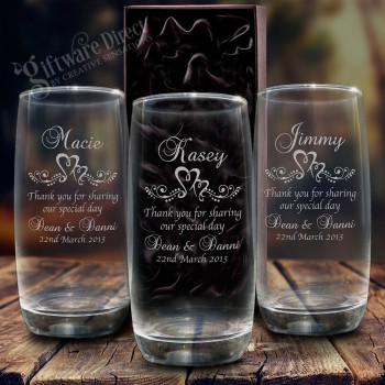 engraving layouts for personalised flasks and engraved glasses