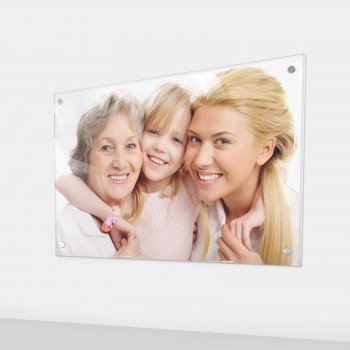 600x400mm Mothers Day Printed Acrylic Wall Hanging