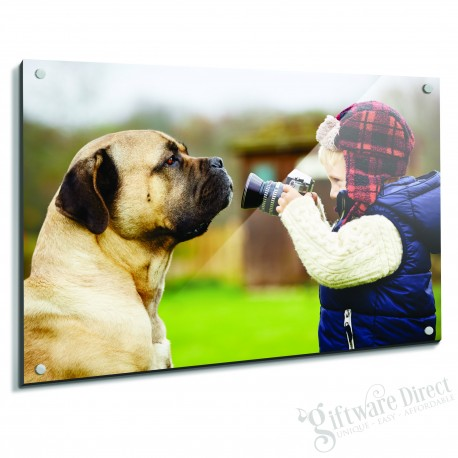 400x300mm Mothers Day Printed Acrylic Wall Hanging