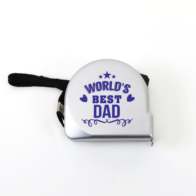 Tape Measure World S Best Dad Design Fathers Day School