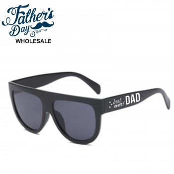 Printed Black Sunglasses Fathers Day Wholesale School Fundraising Gift