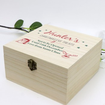 Personalised Printed Christmas Eve Box - Medium Size