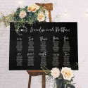 Seating Chart Signs
