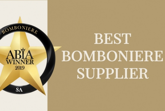 Giftware Direct wins South Australian ABIA Award for Best Wedding Bomboniere