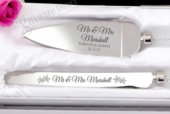 Unique Gift Ideas for your entire Wedding by Giftware Direct
