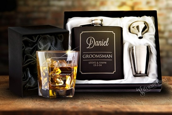 Personalised Groomsman Gift Ideas