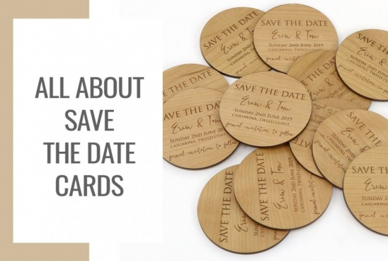 All About Save the Date Cards