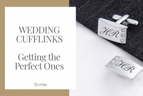 Wedding Cufflinks – Getting the Perfect Ones