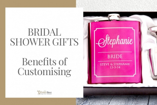 Bridal Shower Gifts – Benefits of Customising
