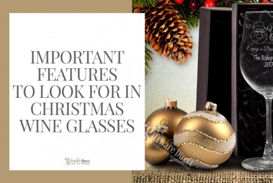 Important Features to Look for In Christmas Wine Glasses