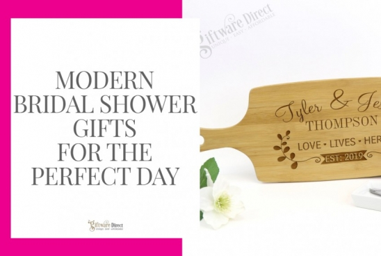 Modern Bridal Shower Gifts for the Perfect Day