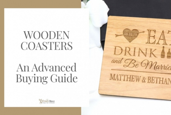Wooden Coasters - An Advanced Buying Guide