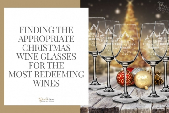 Finding The Appropriate Christmas Wine Glasses For The Most Redeeming Wines