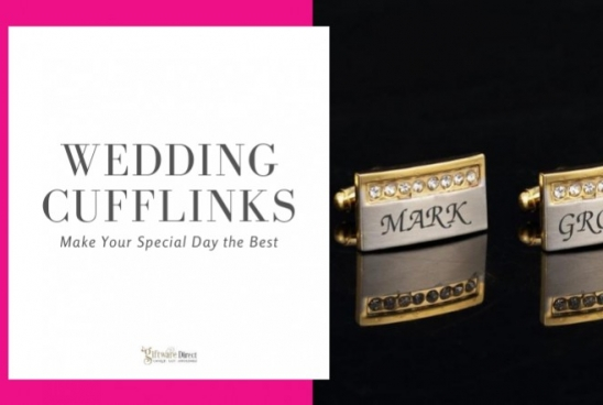 Wedding Cufflinks - Make Your Special Day the Best