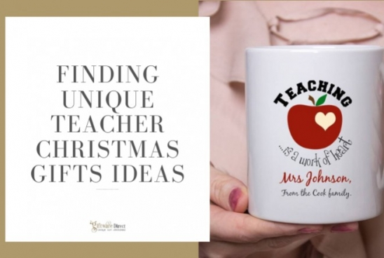 Finding Unique Teacher Christmas Gifts Ideas