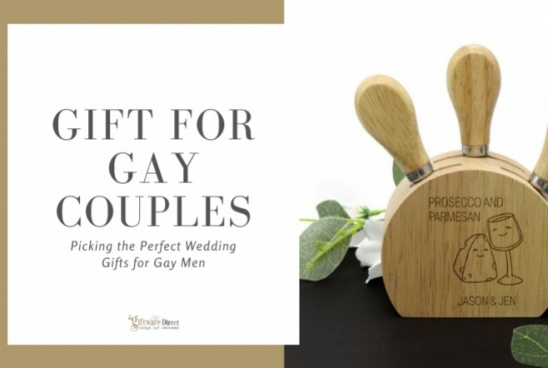 Gifts for Gay Couples - Picking the Perfect Wedding Gifts for Gay Men