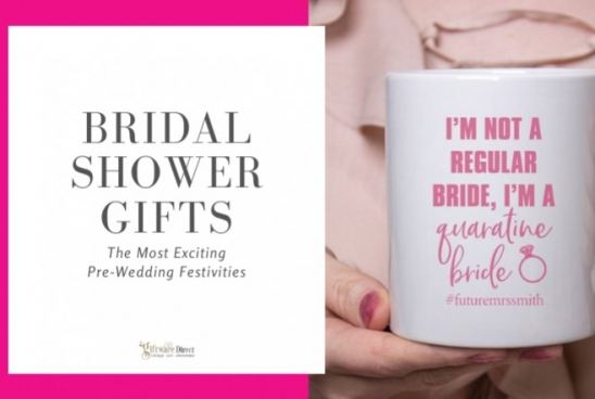 Bridal Shower Gifts - The Most Exciting Pre-Wedding Festivities
