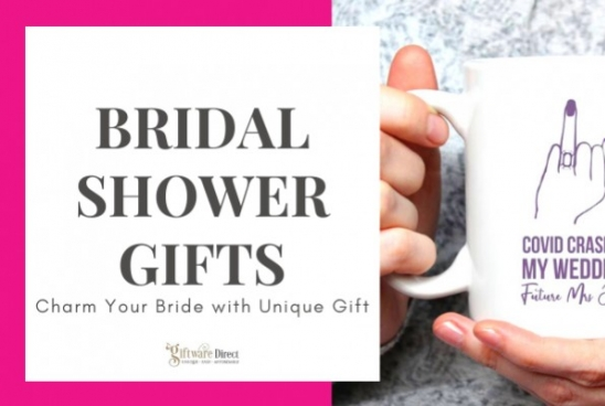 Bridal Shower Gifts - Charm Your Bride With Unique Gift