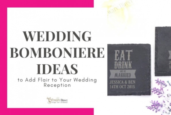 Wedding Bomboniere Ideas to Add Flair to Your Wedding Reception