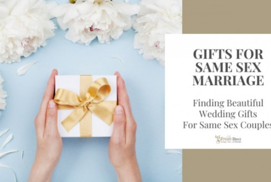 Gifts for Same Sex Marriage Finding Beautiful Wedding Gifts For Same Sex Couples